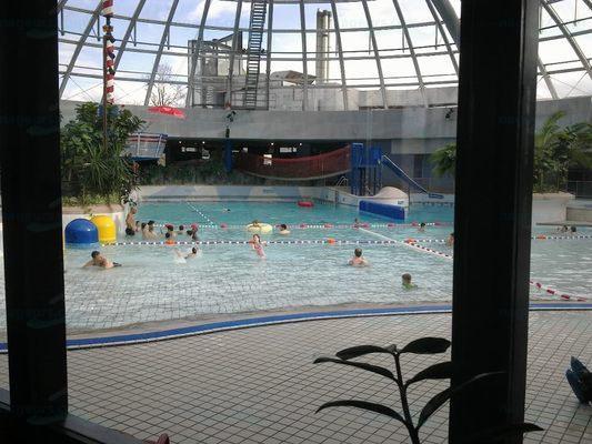 de mirandabad - nageurs