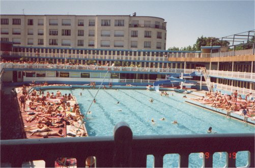 Articles le patrimoine parisien des piscines la for Article piscine