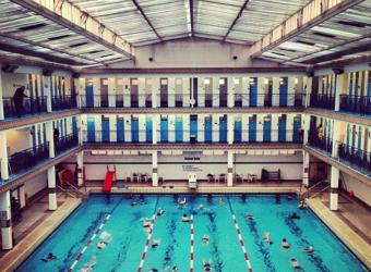 Piscines paris le guide complet des 38 piscines for Piscine rue de pontoise