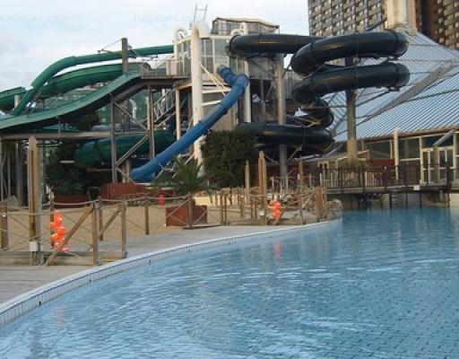 Aquaboulevard for Exterieur aquaboulevard
