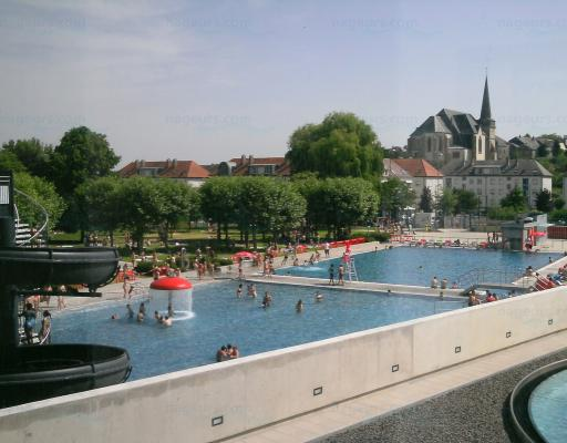 Aquasud oberkorn for Piscine couverte luxembourg