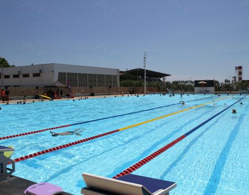 Centre aquatique grand bleu for Cannes piscine municipale
