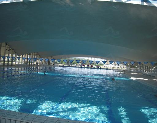piscine olympique de deauville
