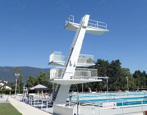 Centre nautique de divonne les bains for Piscine de divonne