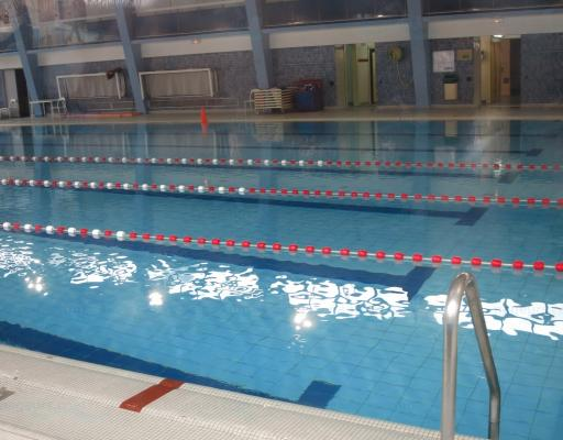 Complexe sportif claude chedal anglay for Centre claude robillard horaire piscine