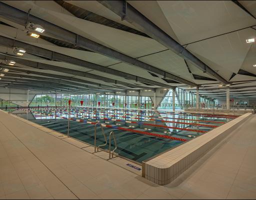 Centre aquatique de la plaine for Piscine de sartrouville
