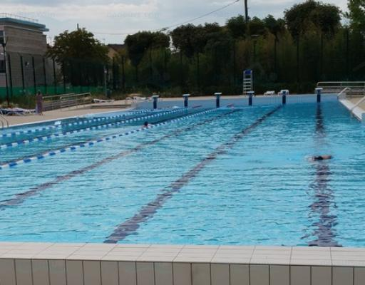 piscine municipale de maisons laffitte
