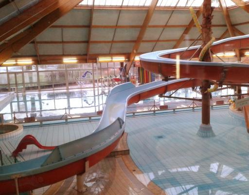 Piscine Michel Bertrand à Vandoeuvre-l�s-Nancy