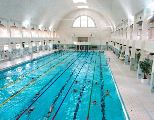Piscine nancy thermal couverte - Nancy thermal piscine ronde ...