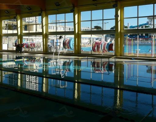 Centre nautique neptune for Piscine neptune montpellier