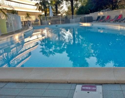 Novotel poitiers futuroscope for Horaire piscine poitiers