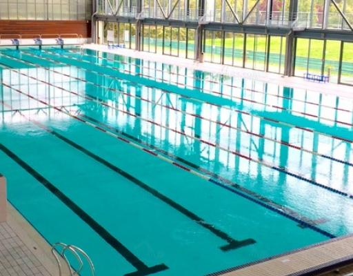 Centre omnisports pierre de coubertin for Piscine de reims
