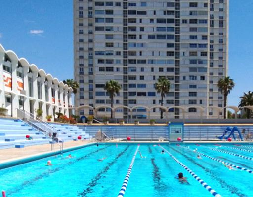 piscine port marchand