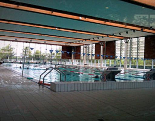 Stade nautique alain chateigner for Cannes piscine municipale