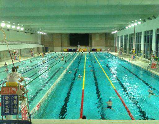Xuhui natatorium swimming pool for Piscine keller affluence
