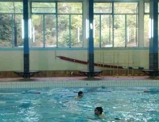 Piscine aspirant dunand for Piscine didot aquagym