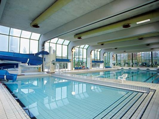 Piscine Champerret à Paris