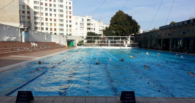 Piscine georges hermant for Piscine bernard lafay