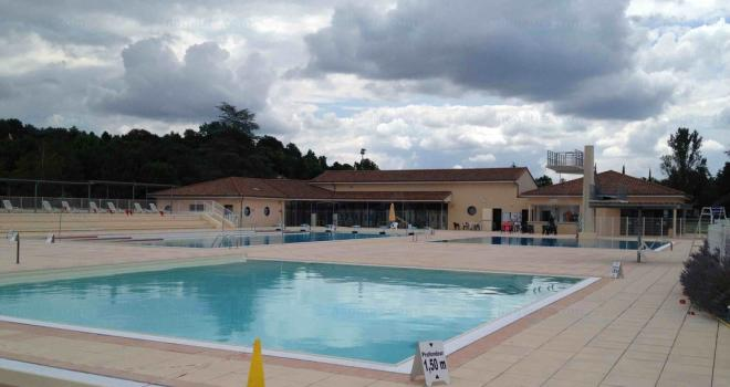 photo Piscine intercommunale de Rib�rac