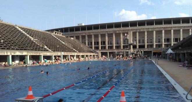 photo Sommerbad Olympiastadion