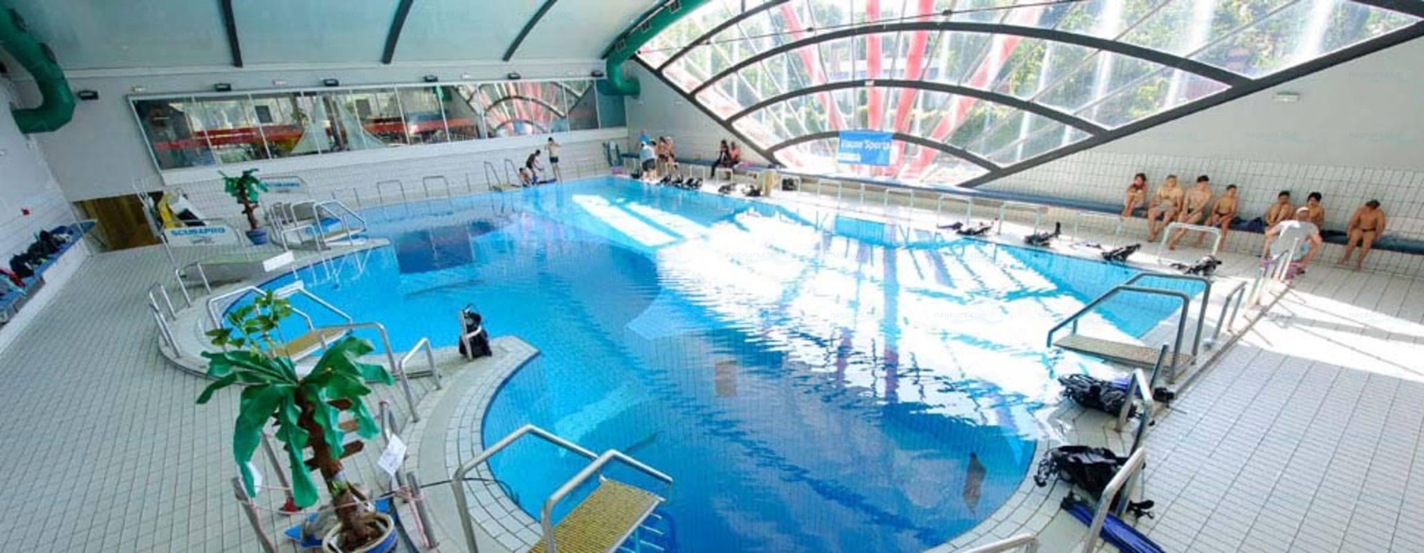 villeneuve la garenne piscine