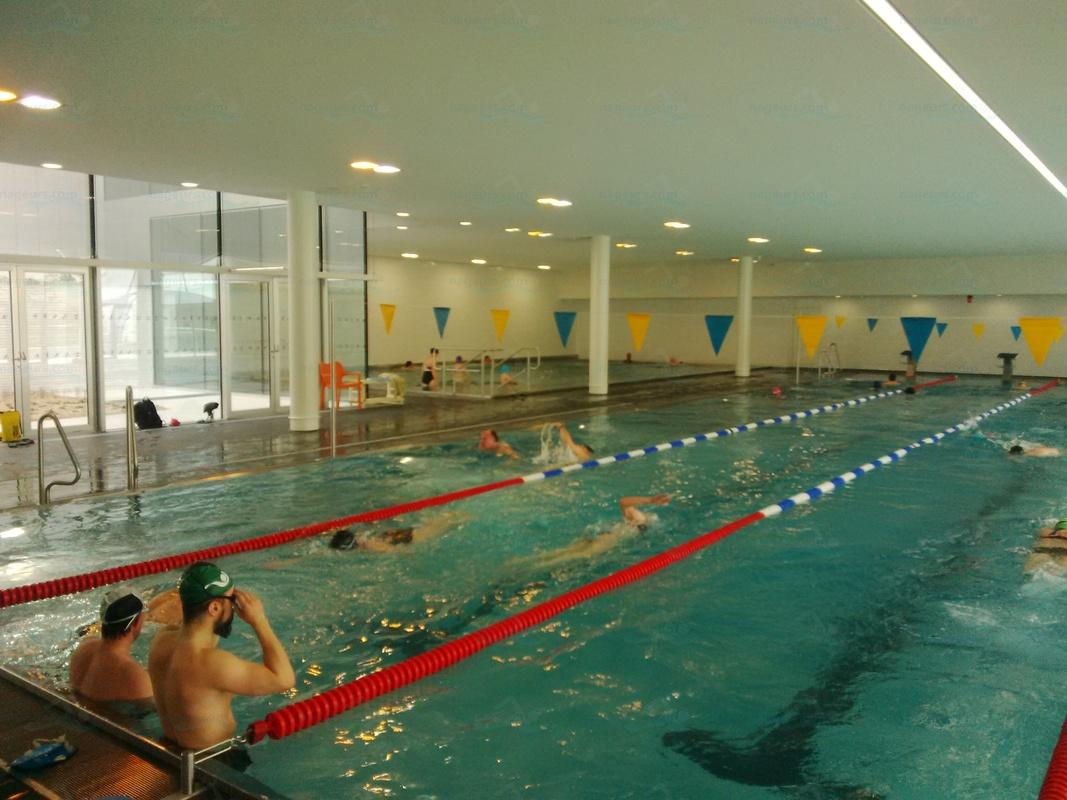 Le guide des 64 piscines de paris for Piscine 50m paris