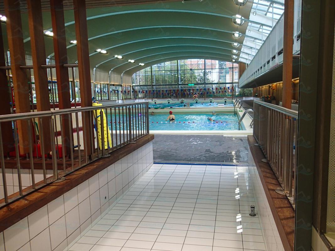 Photos piscine des blagis for Piscine vertou horaires