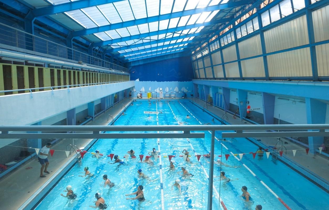 Photos piscine blomet for Piscine vertou horaires