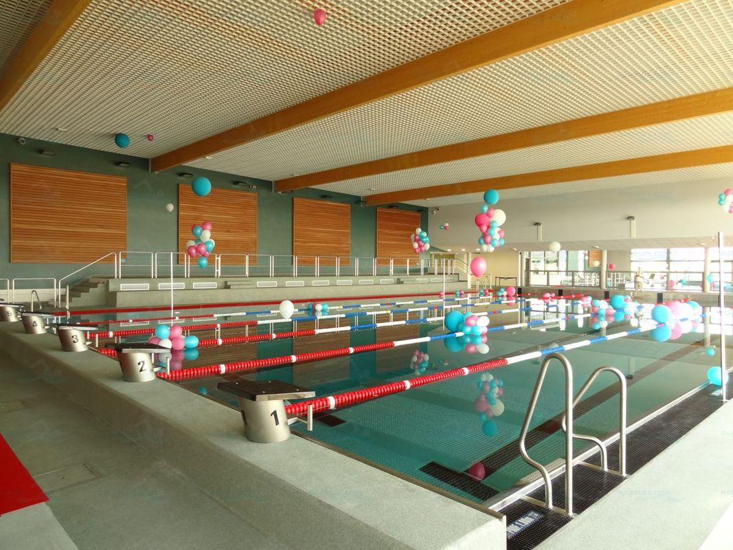 Piscine municipale de bourg peage picture to pin on for Piscine municipale