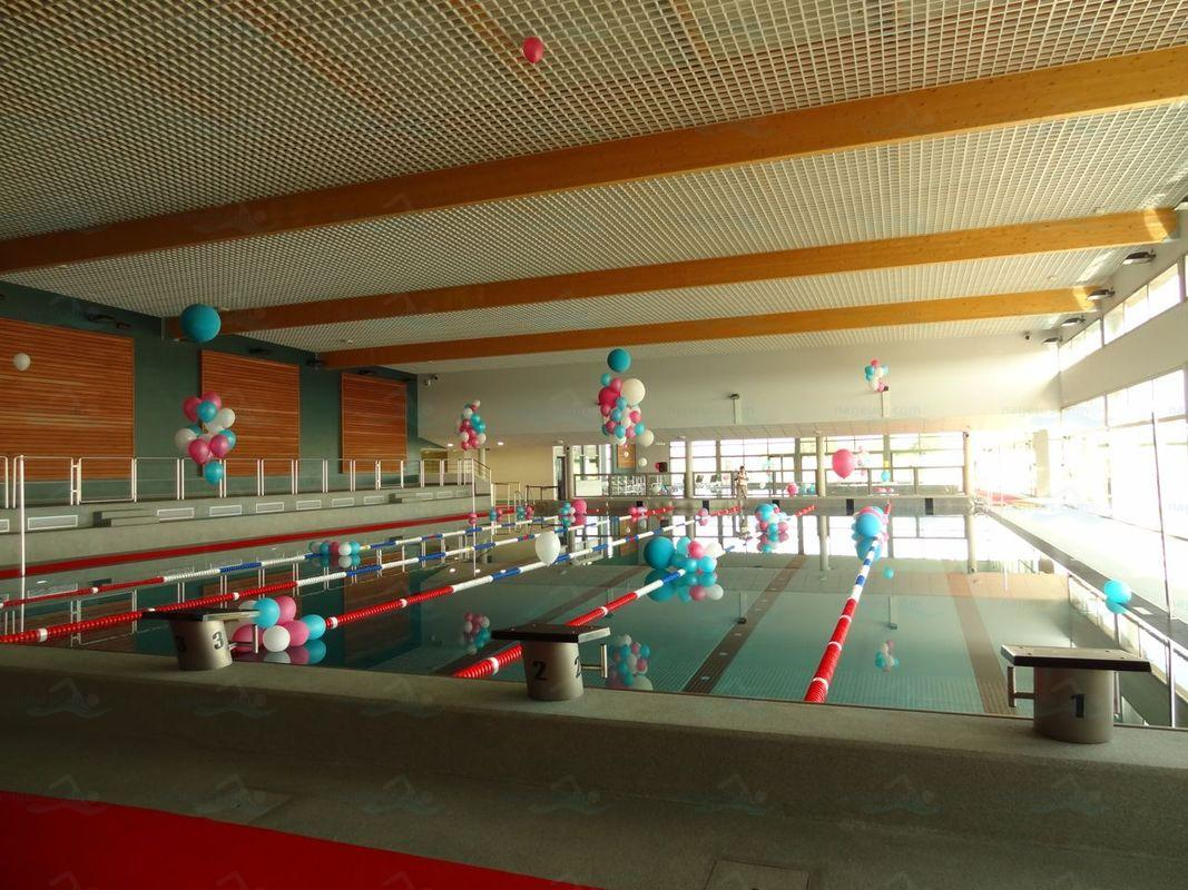 photos piscine municipale de bourg de p age