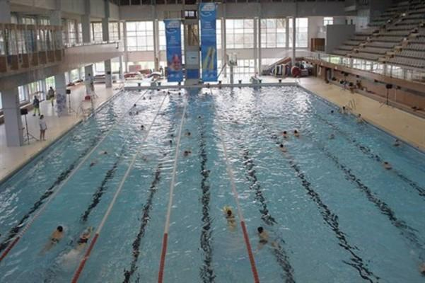Le guide des 4 piscines de rennes for Piscine saint georges rennes