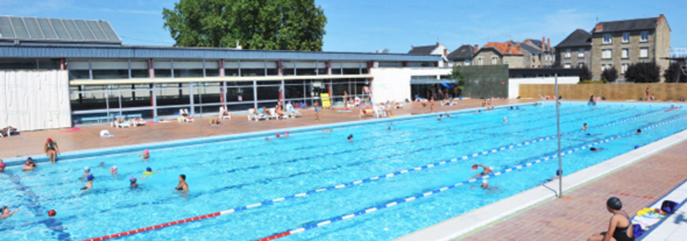 Photos piscine de brive la gaillarde for Horaire de la piscine