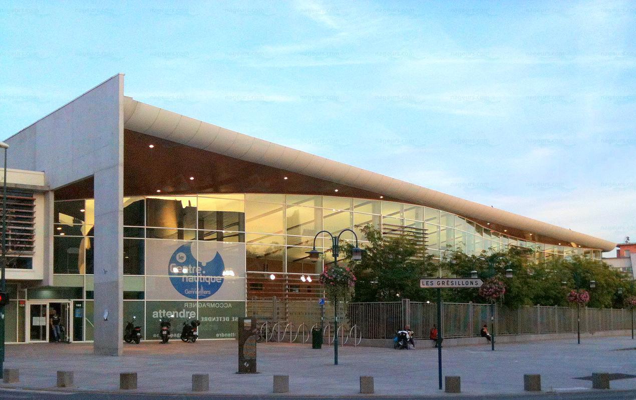 Centre nautique de Gennevilliers ~ Centre Aquatique Bois Colombe