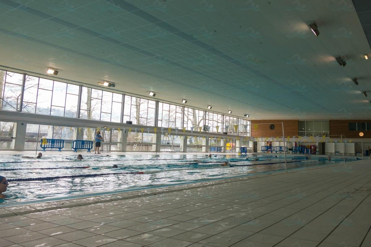 Photos piscine de chamb ry m tropole for Piscine golbey horaires