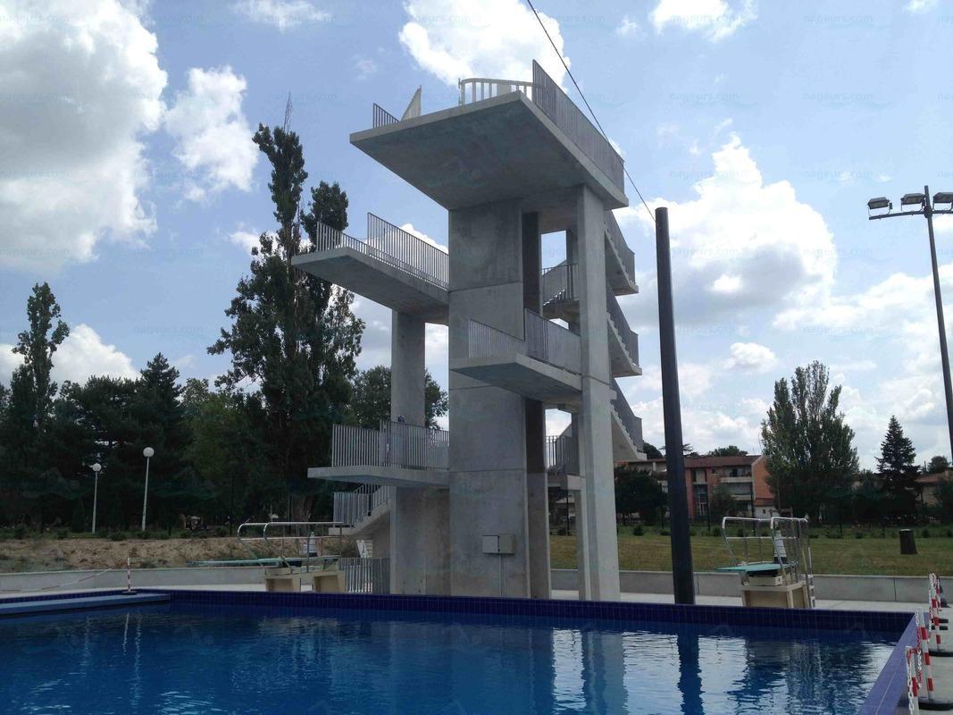Photos complexe aquatique chambord de montauban for Piscine de montauban