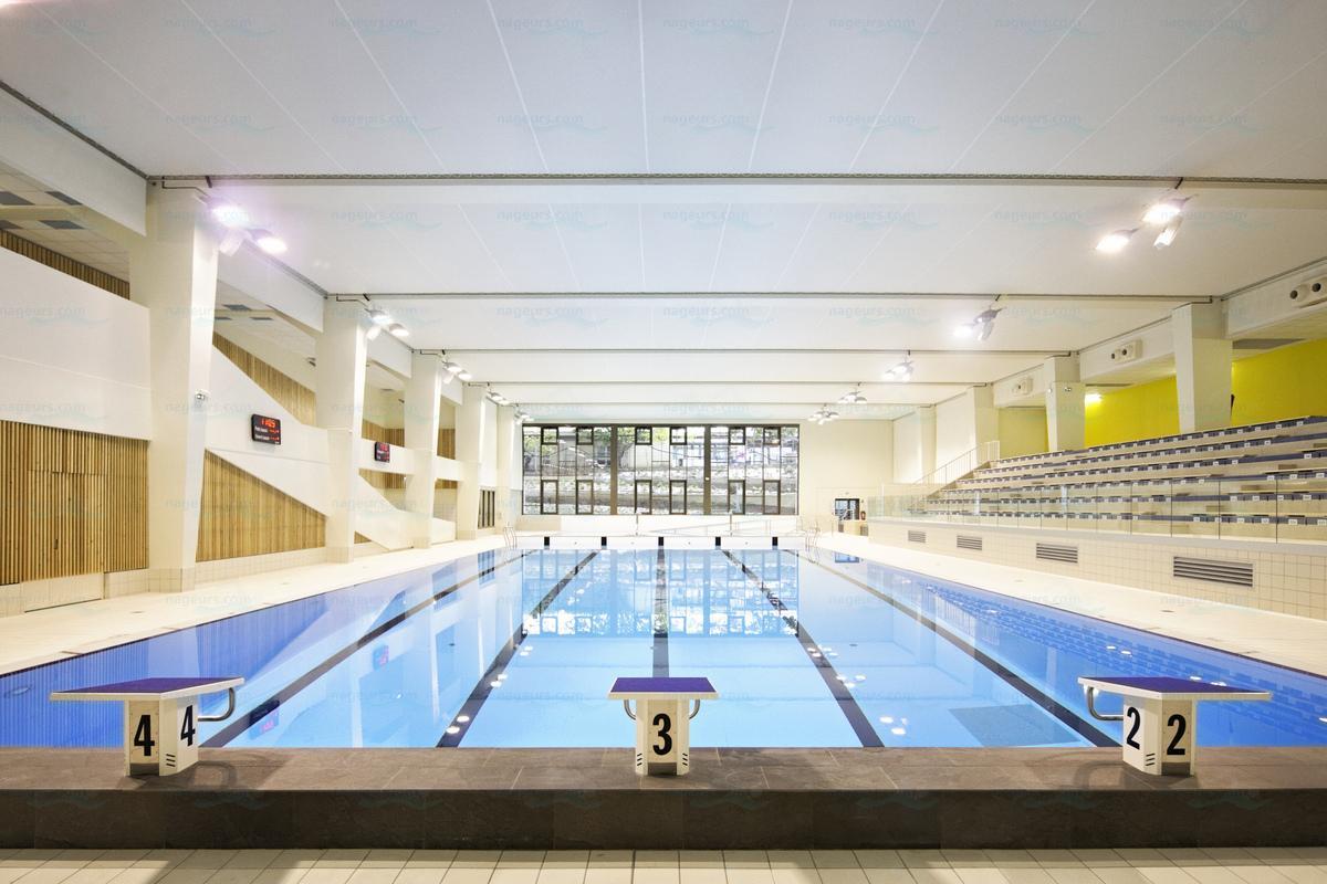 Piscines france ile de france les piscines seine - Centre claude bernard guilherand granges ...