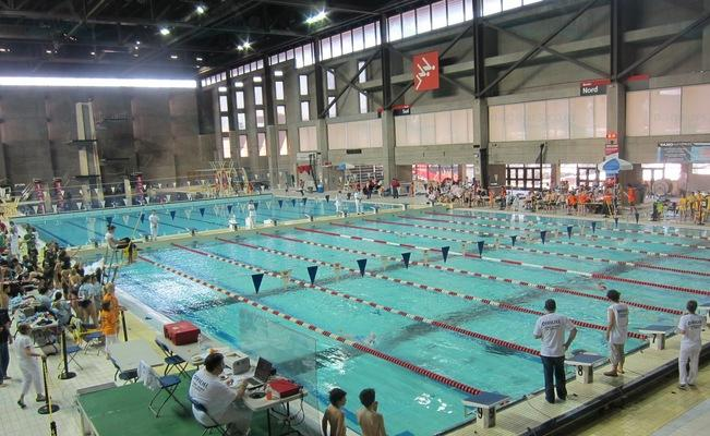 Complexe sportif claude robillard image for Complexe claude robillard piscine
