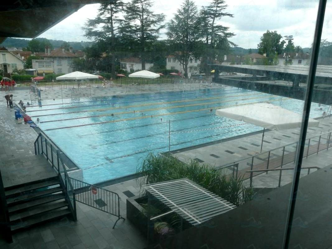 Photos stade nautique de pau for Piscine aqualons