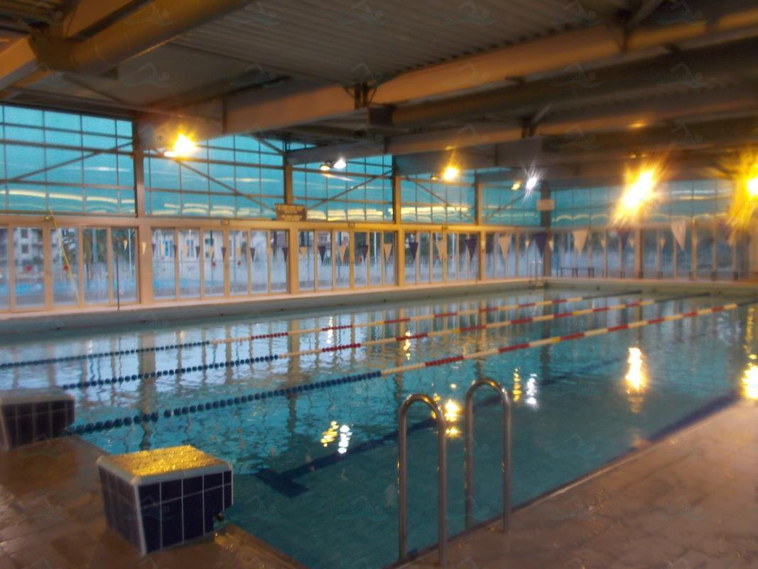 Le guide des 8 piscines de nice for Piscine jean bouin nice