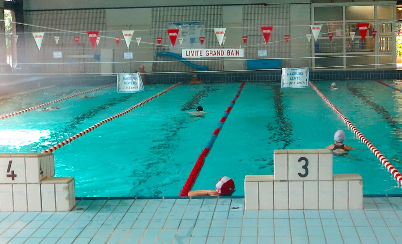 Photos piscine cour des lions for Piscine georges rigal
