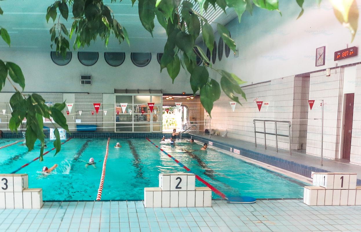 Photos piscine cour des lions for Piscine oberkampf