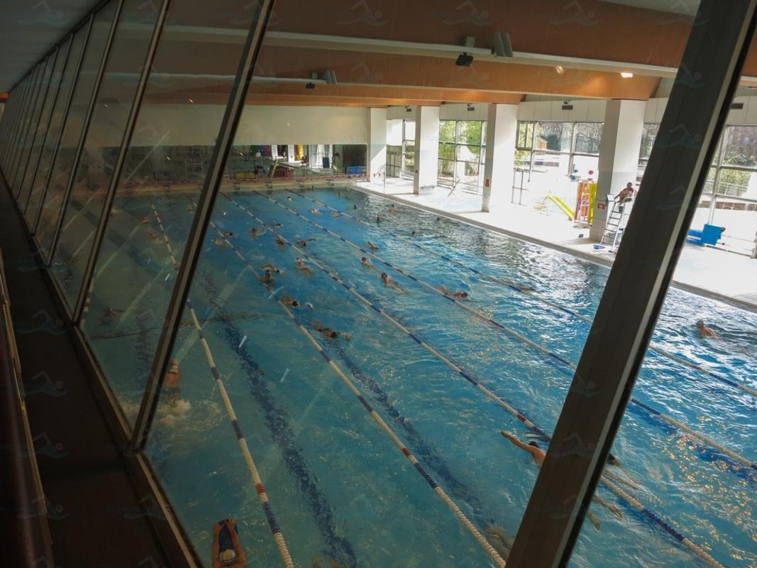 Photos centre nautique charras for Champerret piscine