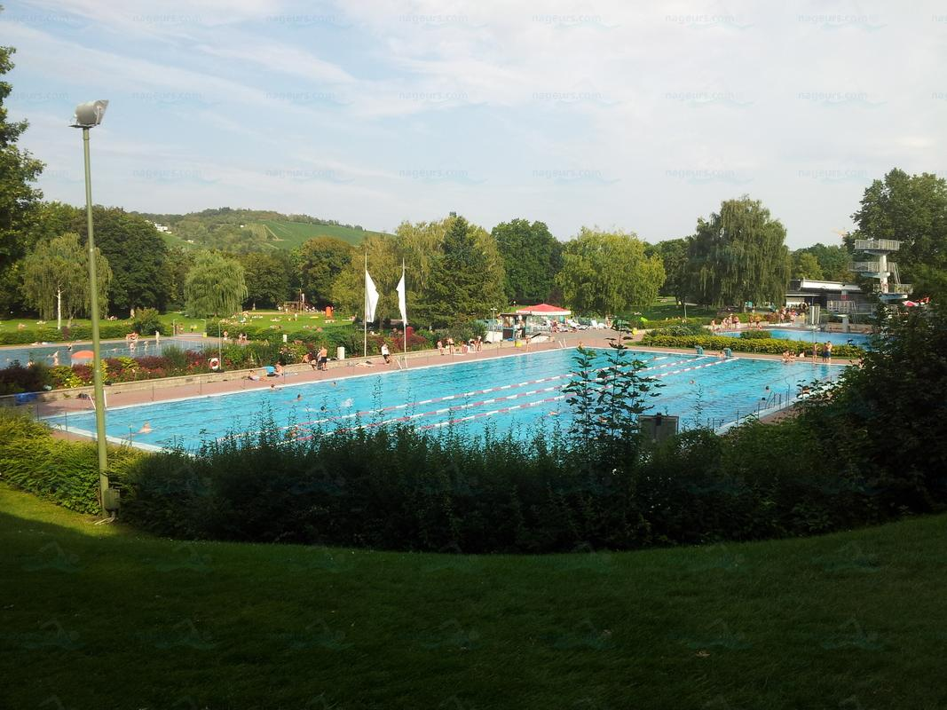 Annuaire des piscines allemagne piscines for Freiburg piscine