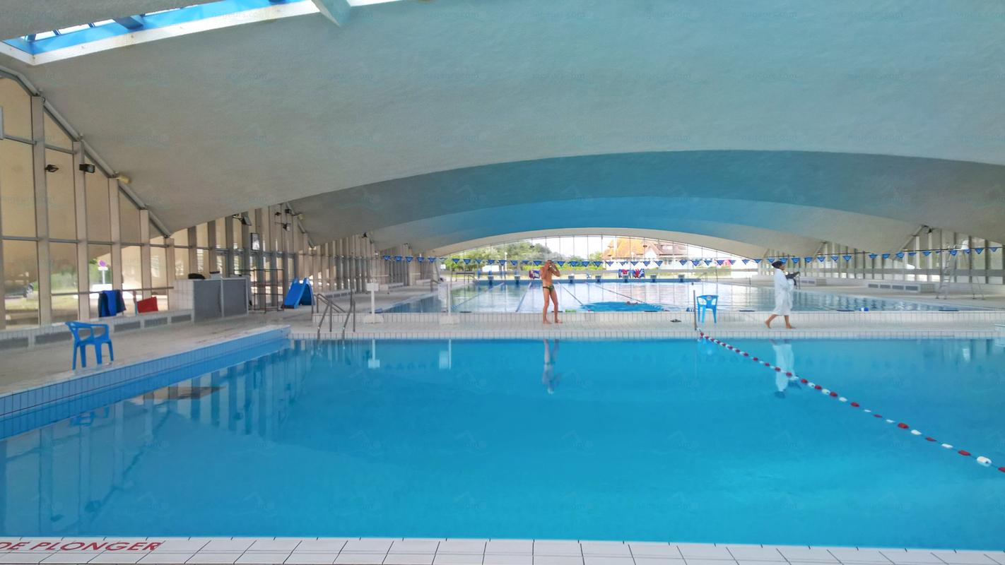 Photos piscine olympique de deauville - Horaire piscine olympique ...