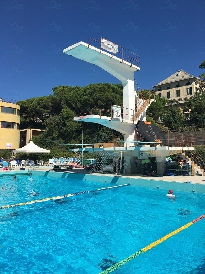 Piscine di albaro g nes - Prezzi piscine albaro ...