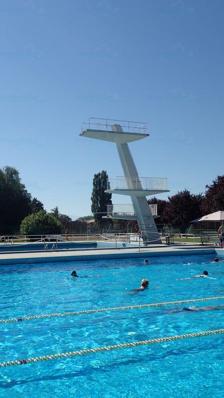 Photos centre nautique de divonne les bains for Piscine de divonne