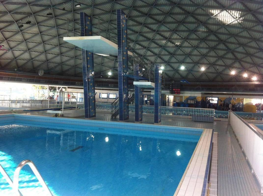 Photos stade nautique de drancy for Piscine de stains