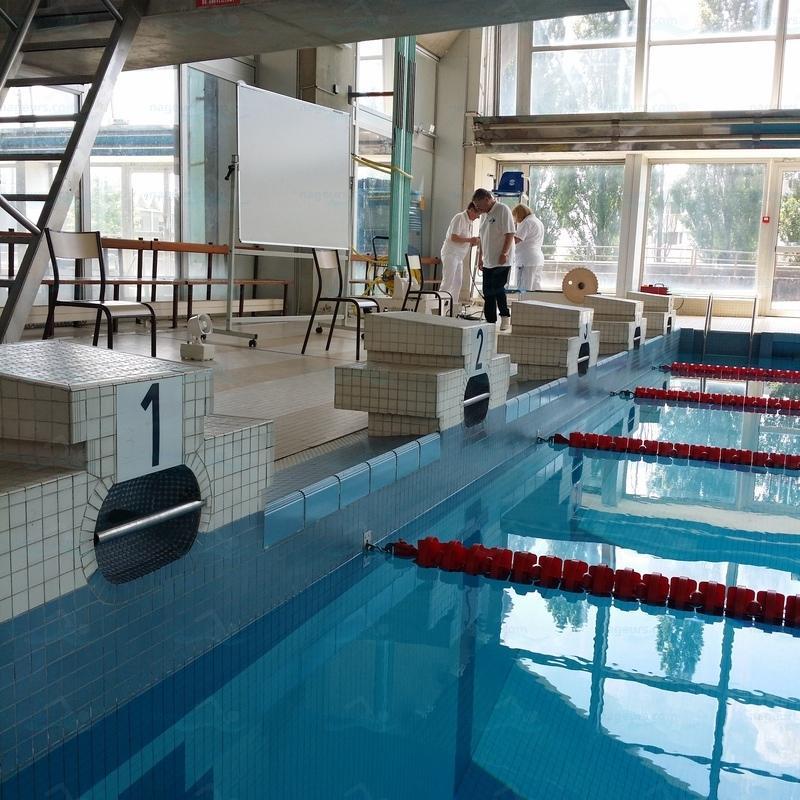 Photos piscine de l 39 ecole polytechnique for 42 ecole piscine