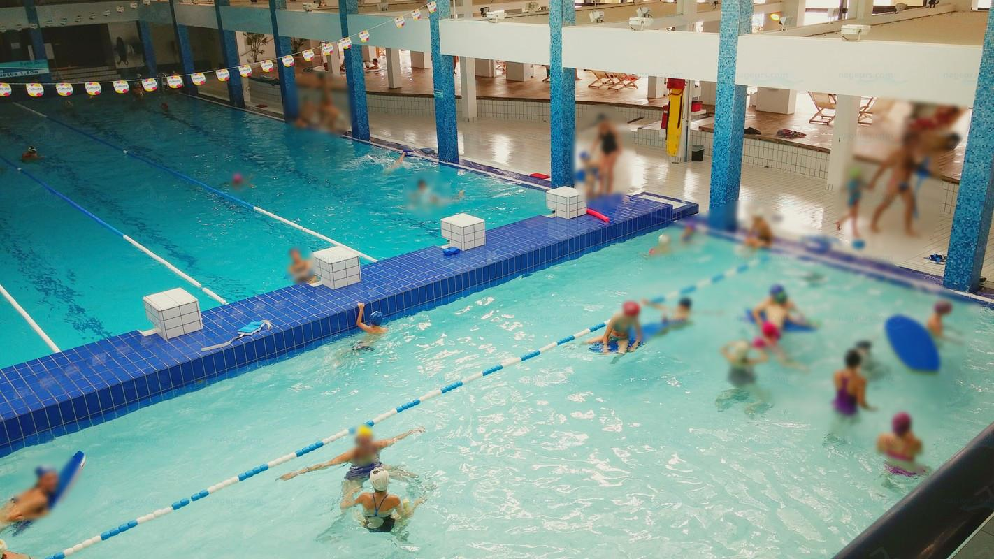 Le guide des 2 piscines de biarritz for Piscine municipale biarritz