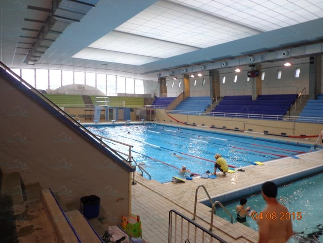 Piscine recouvrance for Piscine kerhallet